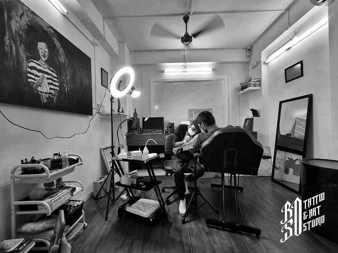 ROSO Tattoo and Art Studio