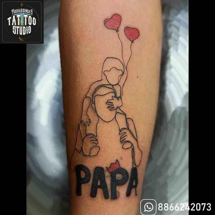 tushar-singh-studio-anand-dad-son-tattoo