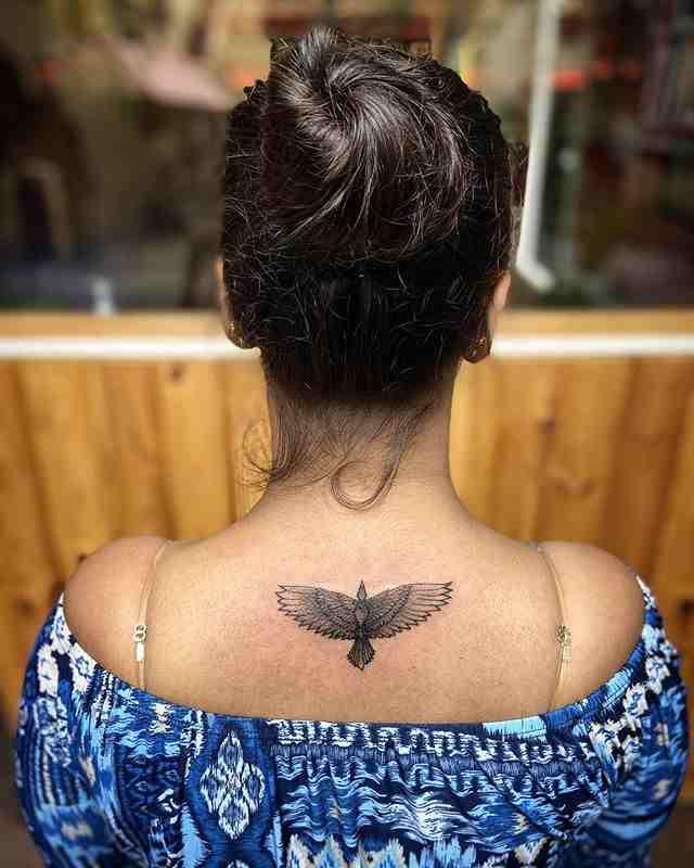 birthmark-tattoo-bangalore-back-flying-bird