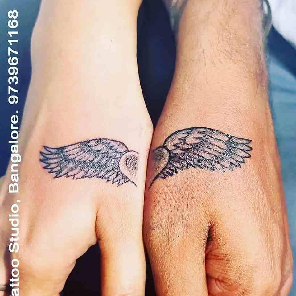 heaven-tattoo-bangalore-couple-bird-wings