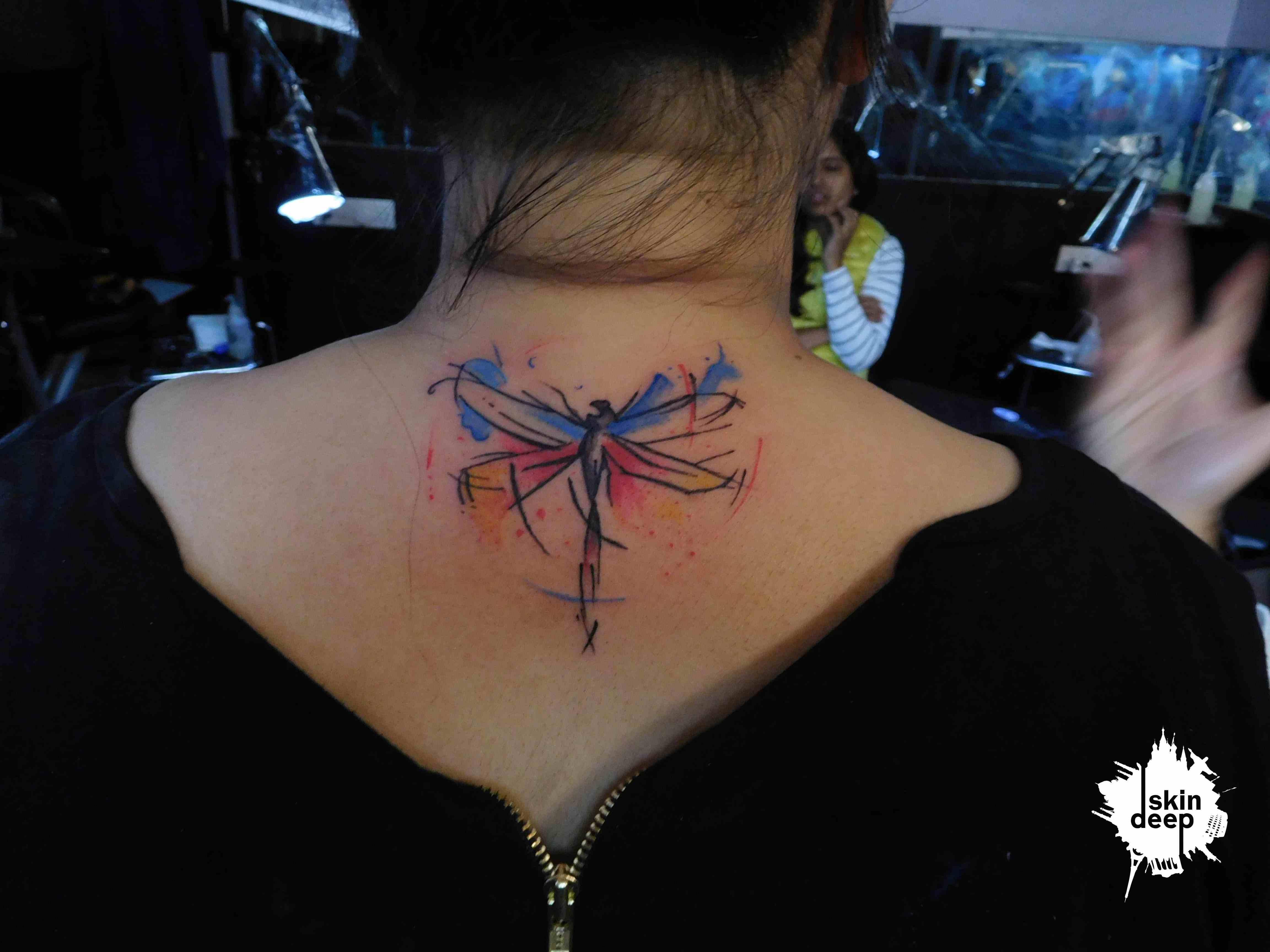 skindeep-tattoo-bangalore-back-design-color