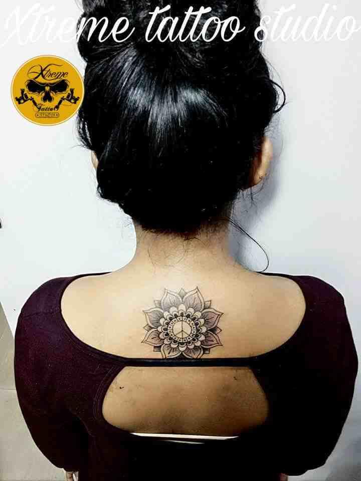 Xtreme-Tattoo-bangalore-back-custom-desgin