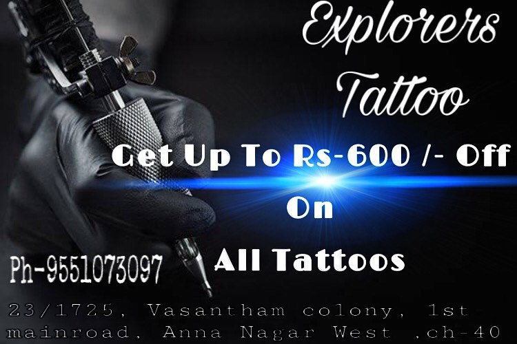 Explorers Tattoo