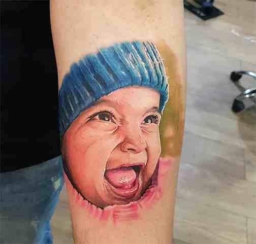 devlis-tattooz-delhi-baby