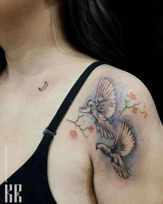frozen-ink-delhi-shoulder-water-color-bird-flying
