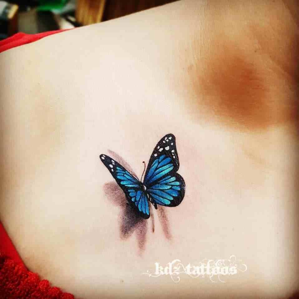 KDZ-TATTOOS-delhi-3d-butterfly