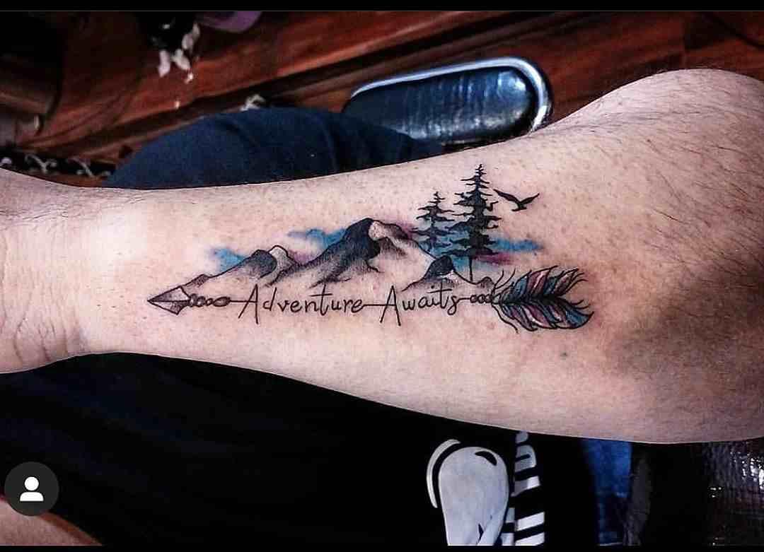 the-tattoo-shop-delhi-hand-color-mountain