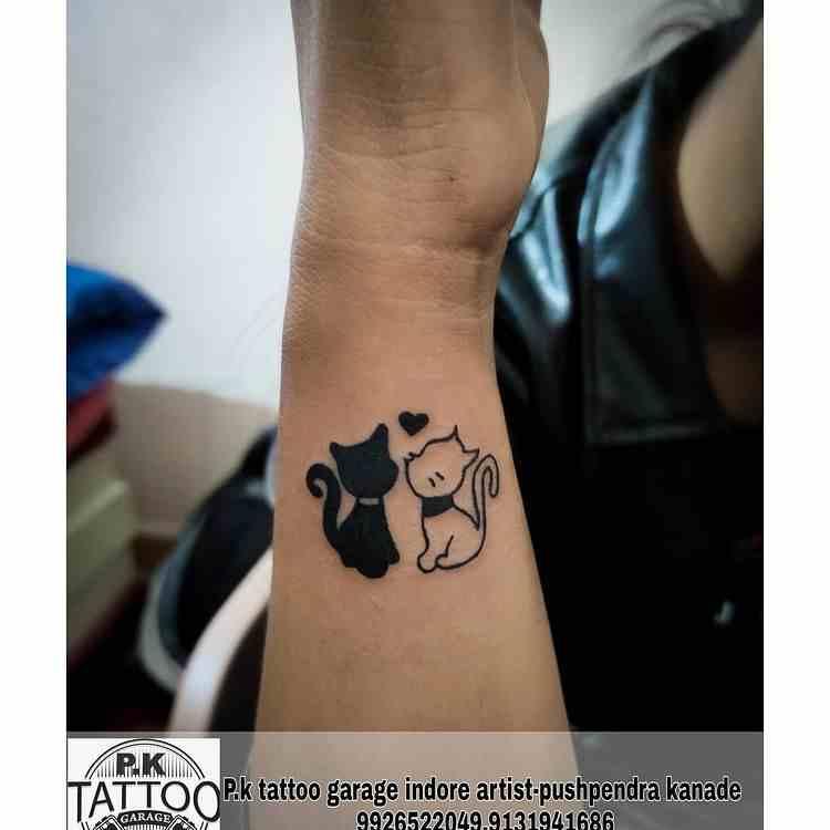 p-k-tattoo-indore-cat-tattoo