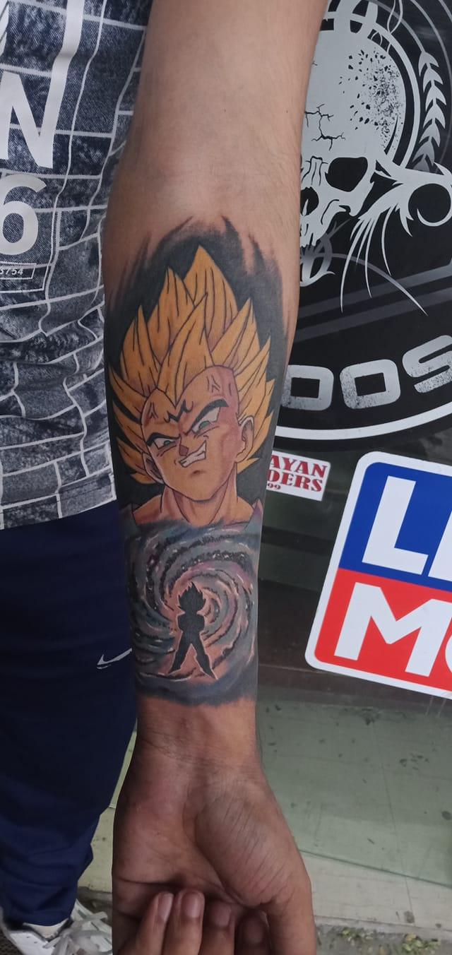 Dark Matter Tattoos