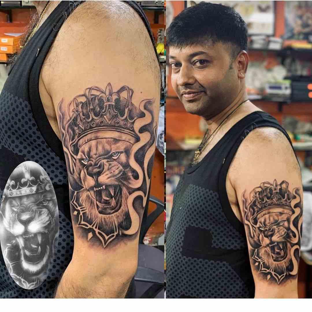 al-tattoo-studio-mumbai-shoulder-hand-design