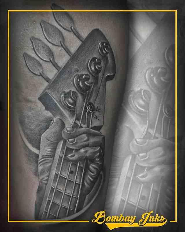 bombay-inks-mumbai-guiter-tattoo