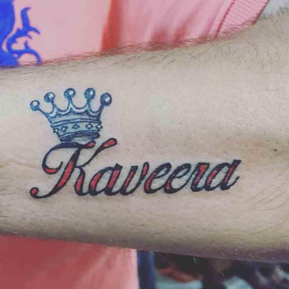 tattoo-guru-mumbai-name-kaveera