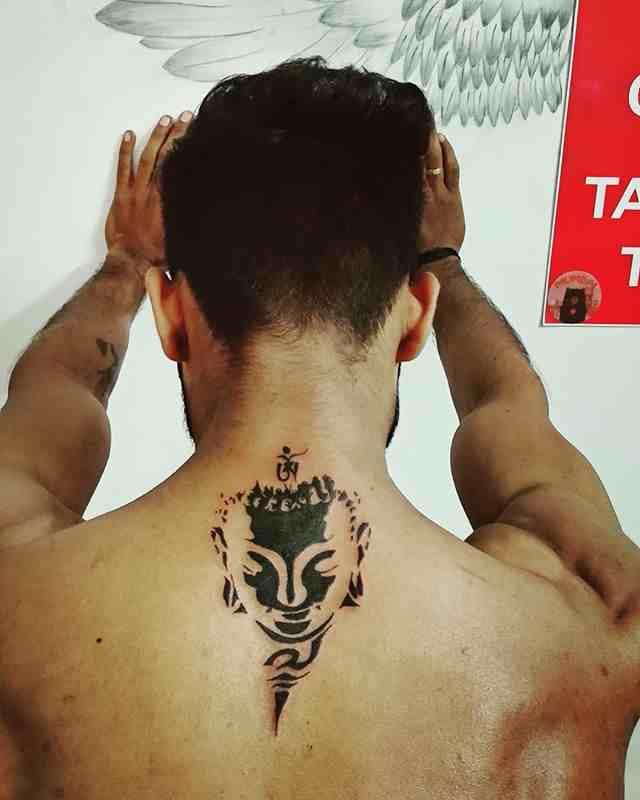 art-on-skin-nagpur-back-lord-budhha