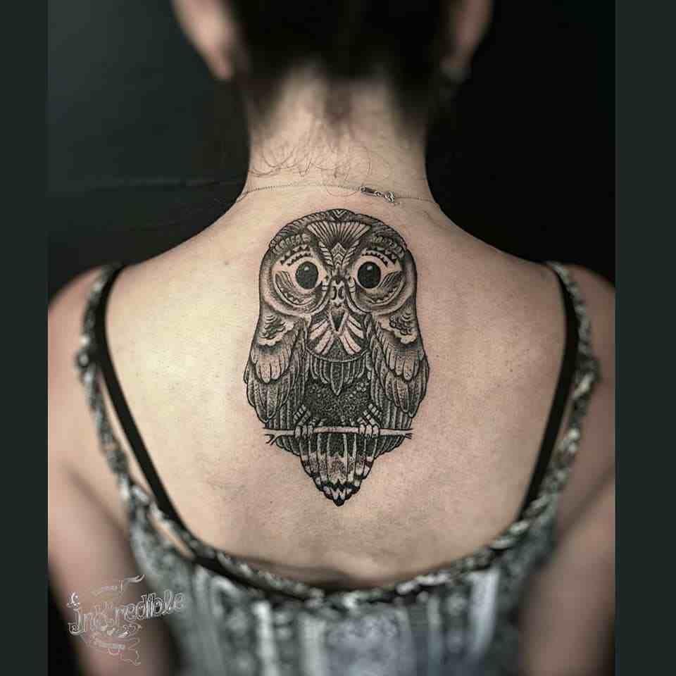 inkredible-tattoo-nagpur-back-owl
