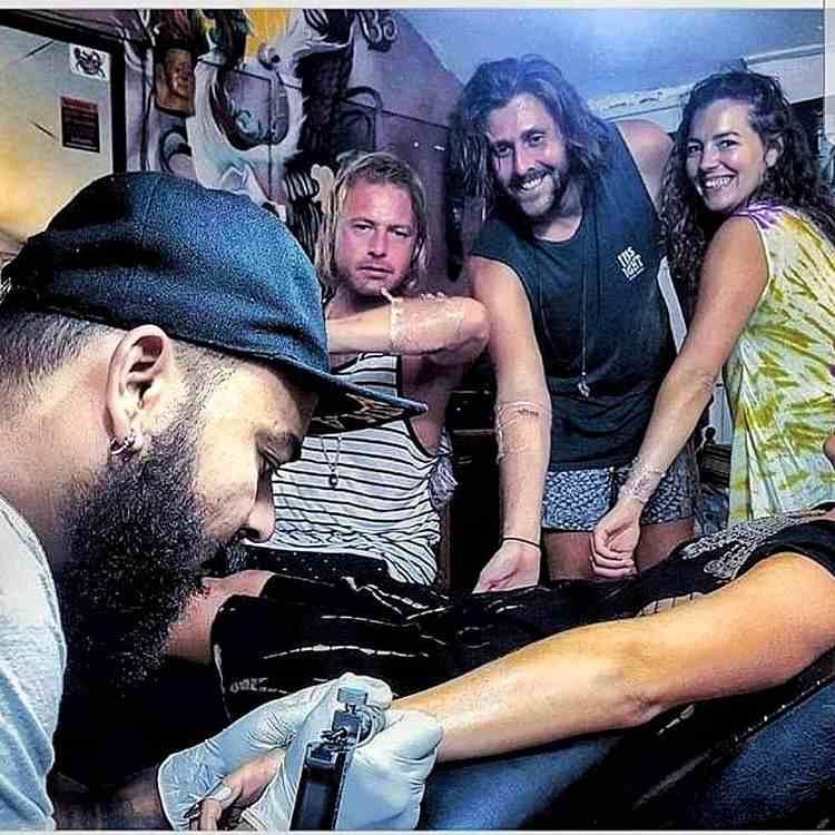 inkfinite-tattoo-studio-nashik-artist-making