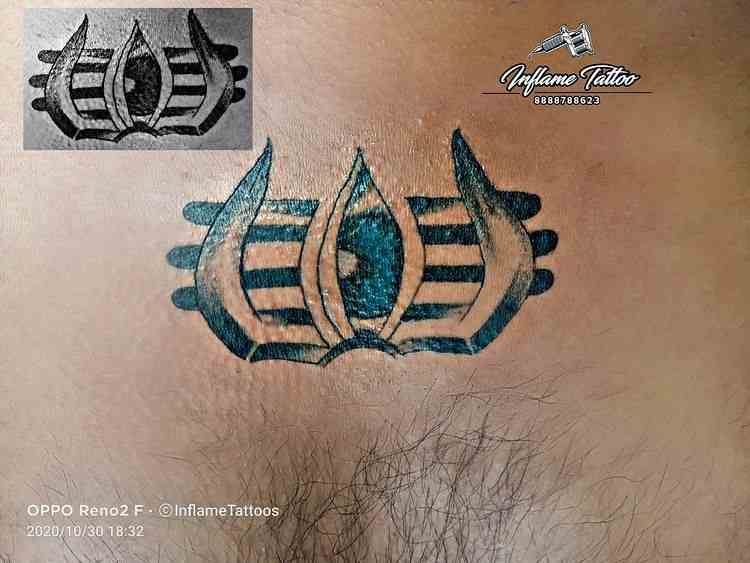 inflame-tattoo-pune-chest-third-eye