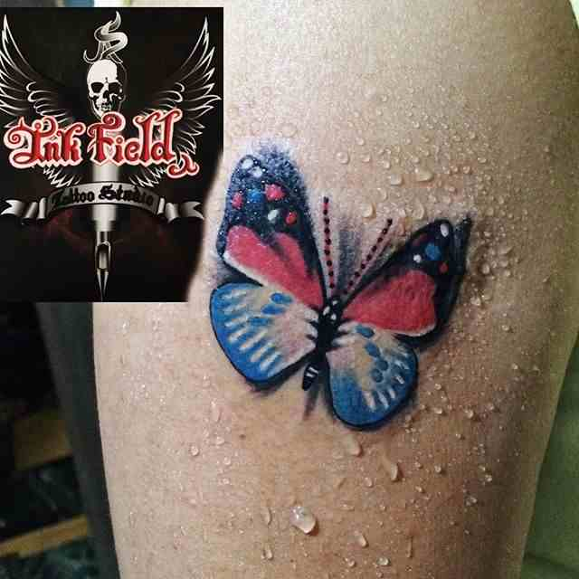 inkfield-tattoo-pune-beautiful-color-butterfly