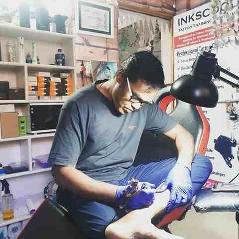 inkscool-traning-tattoo-student-naveen-making