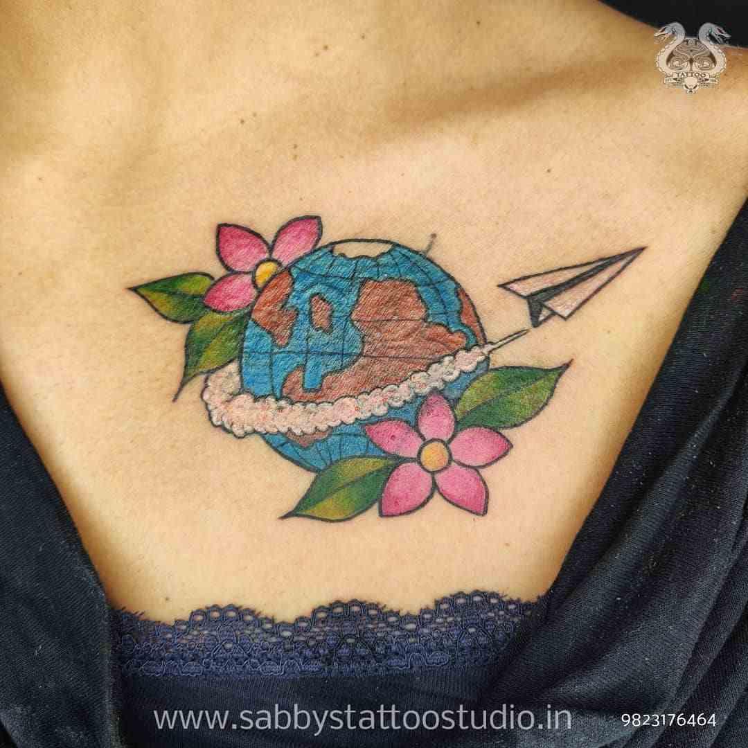 sabbys-tattoo-studio-abstract-koregaon-park