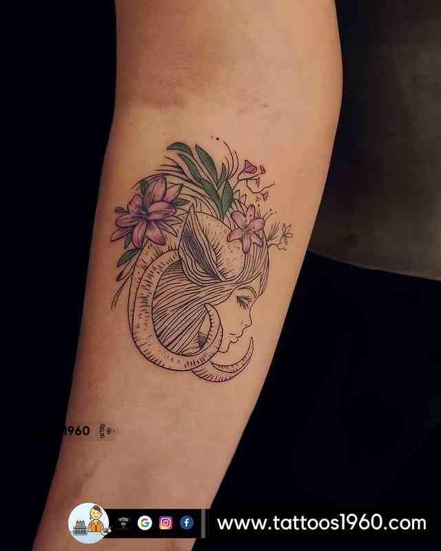 tattoo1960-tattoo-studio-pune-capricorn-girl