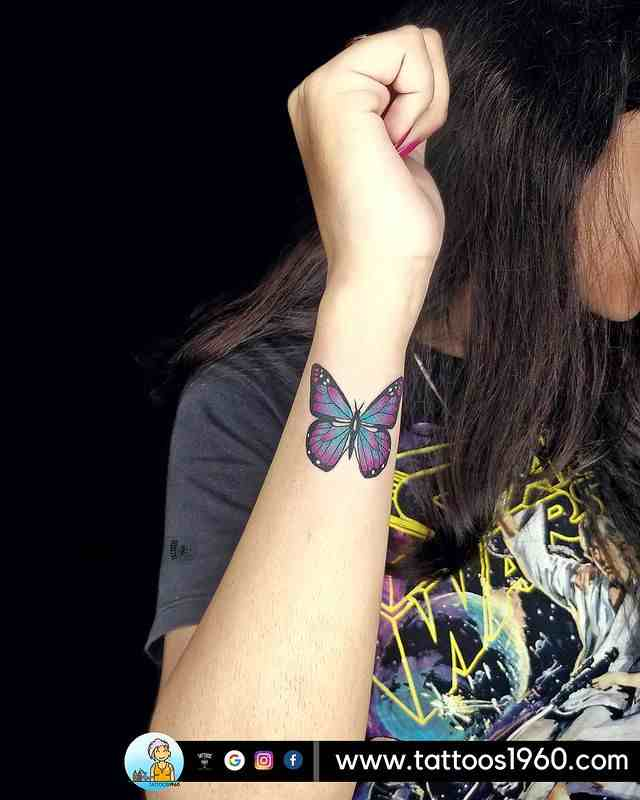 tattoo1960-tattoo-studio-pune-color-butterfly